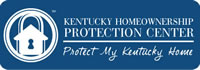 KY HPC Reversed Logo Blue